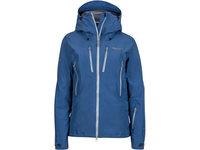Marmot Alpinist Jacket Dame sailor